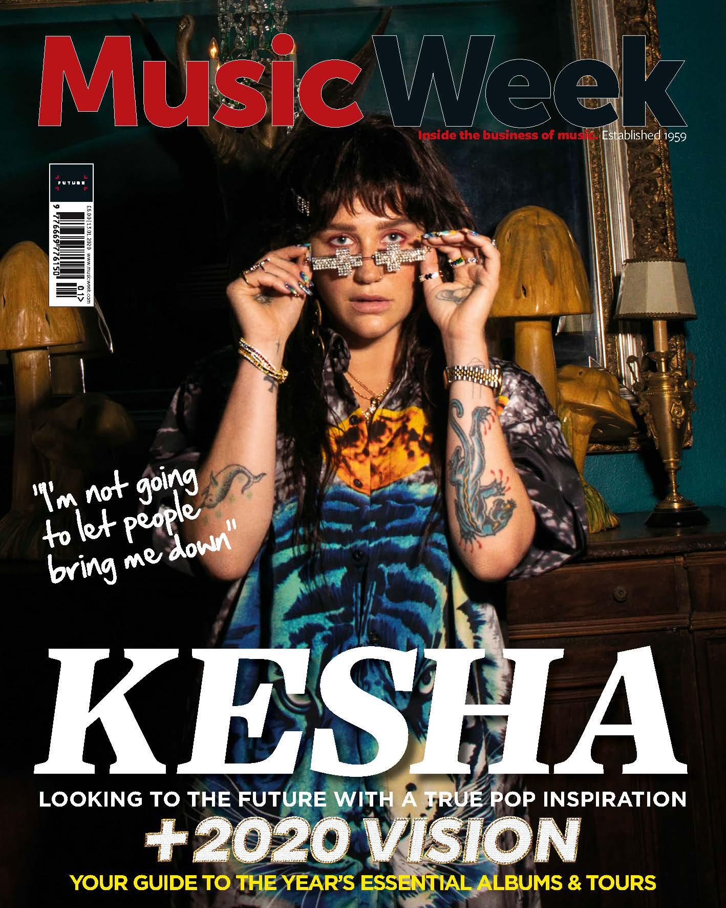 Kesha-MusicWeek